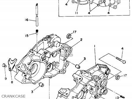Yamaha YFS200E BLASTER MAINE AND NEW HAMPSHIRE 1993 parts