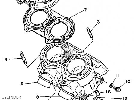 Yamaha Banshee Headlight Wiring Diagram