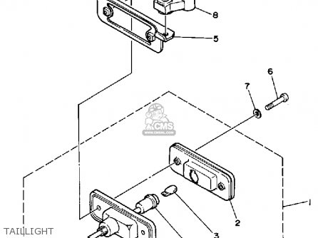 Yamaha Banshee Headlight BMW Headlights Wiring Diagram