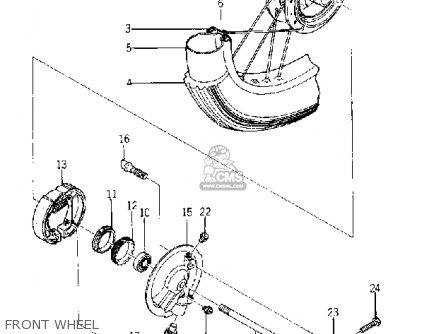 Yamaha Yg1 Trailmaster 80 1964 Usa parts list partsmanual