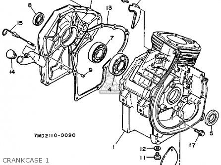 Yamaha Yg550d 7md2 Yg650d 7md2 Yg650de 7md2 Generator