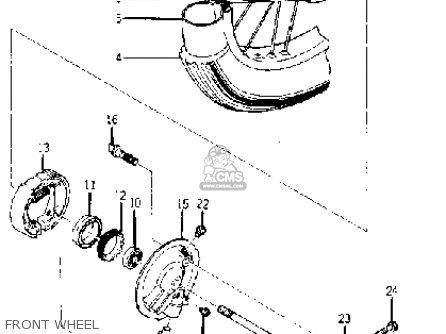 Yamaha Yj1 1964 1965 Usa parts list partsmanual partsfiche