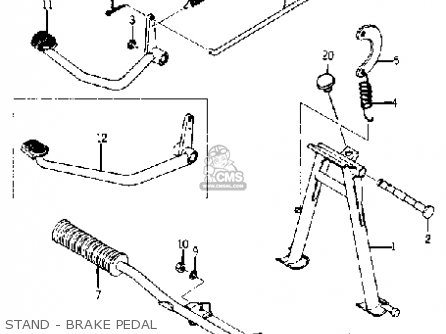 Yamaha YJ1 1964 1965 USA parts lists and schematics