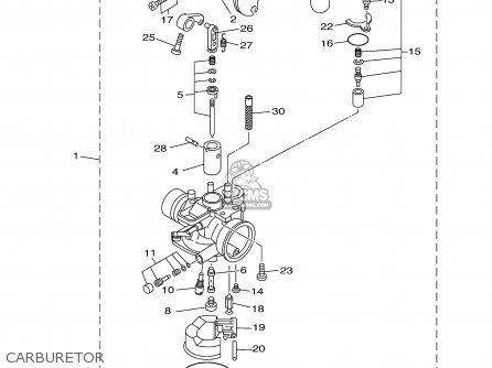 Yamaha Yj50r Vino 2002 (2) Usa parts list partsmanual