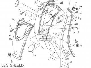 Yamaha YJ50R VINO 2003 (3) USA parts lists and schematics