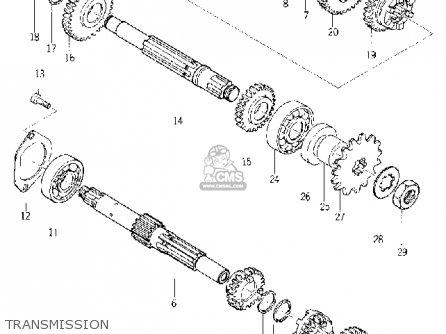 Yamaha YL1 TWINJET 1966 1967 USA parts lists and schematics