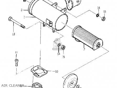 Yamaha Yl2cm 1967 1968 Usa parts list partsmanual partsfiche