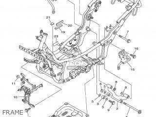 Yamaha YP250R 2003 5SJB AUSTRALIA 1B5SJ-300EB parts lists