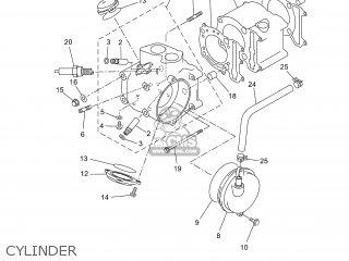 Yamaha YP250R 2006 1C03 SWITZERLAND 1E1C0-332G1 parts