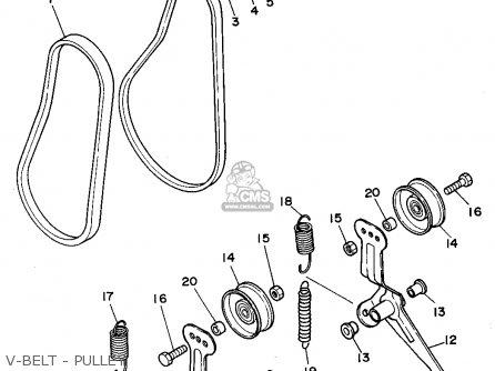 Yamaha YS828TEC 1994 parts lists and schematics