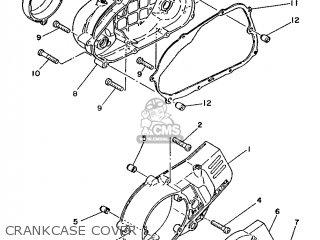 Yamaha Ysr80 1988 3cr1 Europe 283cr-300e1 parts list