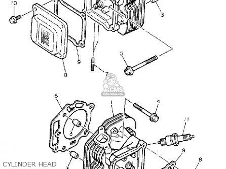 Yamaha Yt6700p Front Engine 1990 parts list partsmanual