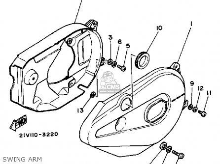 Yamaha YTM200N 1985 parts lists and schematics