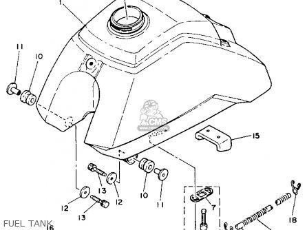 Yamaha YTM225DXL 1984 parts lists and schematics