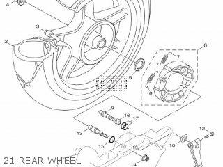 Yamaha YW125 2011 1CX1 EUROPE BW'S 1K1CX-300E1 parts lists