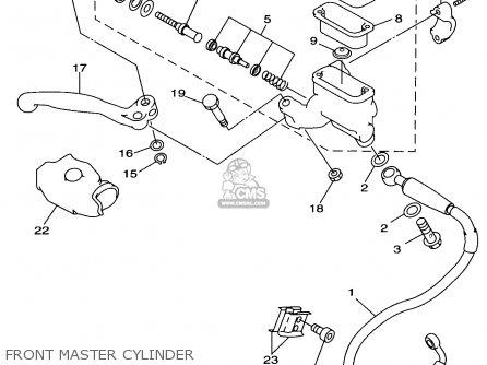 Yamaha Ttr 125 Wiring Diagram Yamaha TTR 125