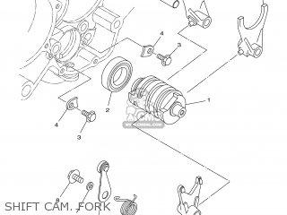 Yamaha Yz125 2000 5hd2 Germany 105hd-100e1 parts list
