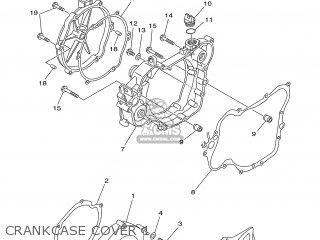 Yamaha YZ125 2000 5HD2 SPAIN 105HD-100E1 parts lists and