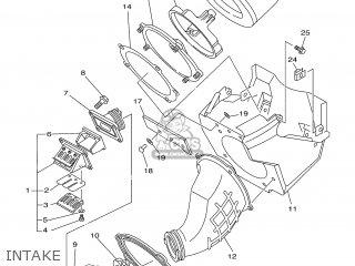 Yamaha YZ125 2001 5MV3 JAPAN 115MV-100E2 parts lists and