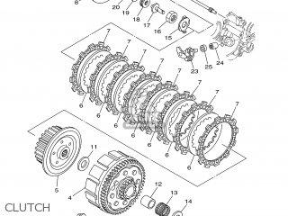 Yamaha YZ125 2006 1C36 EUROPE 1E1C3-100E1 parts lists and