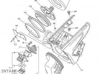 Yamaha YZ125 2008 1C3E EUROPE 1G1C3-100E1 parts lists and