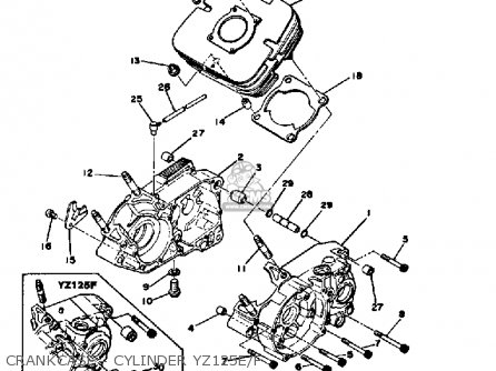 Wiring Diagram 98 Yamaha Banshee. Diagram. Auto Wiring Diagram