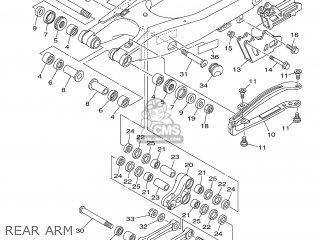 Yamaha YZ125X1 2008 1C3D CANADA 1G1C3-100E1 parts lists