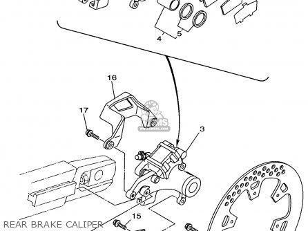 1994 Yz 125 Engine Diagram. 1994. Wiring Diagram