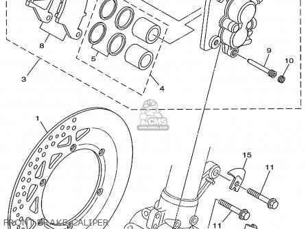 Yamaha Raptor 50 Wiring Diagram Yamaha YFZ450 Wiring
