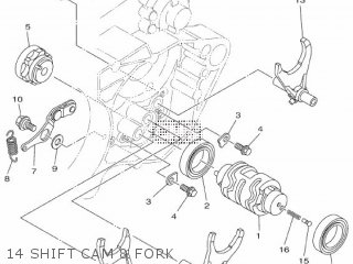 Yamaha YZ250 2016 1SSJ EUROPE 1R1SS-100E1 parts lists and