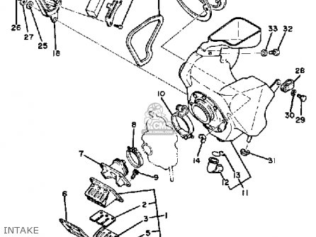 Yamaha R6 Engine Diagram