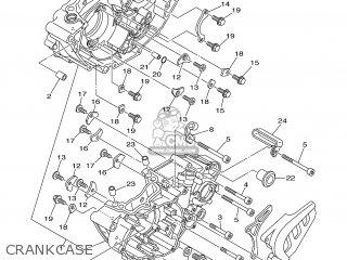Yamaha YZ250F 2001 5NL2 ITALY 115NL-100E3 parts lists and