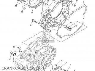 Yamaha YZ250F 2002 5SG4 SOUTH AFRICA 1A5SG-100E2 parts