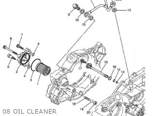 Yamaha YZ250F 2010 17D6 EUROPE 1J17D-100E1 parts lists and