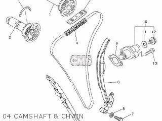 Yamaha YZ250F 2013 17DJ EUROPE 1M17D-100E1 parts lists and