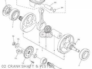 Yamaha YZ250F 2014 1SM2 EUROPE 1N1SM-100E1 parts lists and