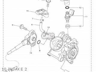 Yamaha YZ250F 2015 1SM6 EUROPE 1P1SM-100E1 parts lists and