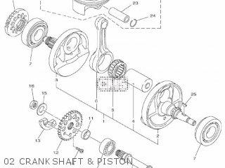 Yamaha YZ250FX 2015 B293 EUROPE 1PB29-100E1 parts lists