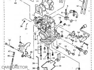 Yamaha YZ400F 1998 5BE2 BELGIUM 285BE-100E2C parts lists