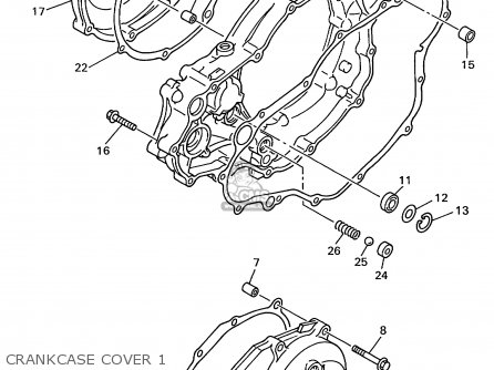 Yamaha YZ400F 1999 (X) USA parts lists and schematics