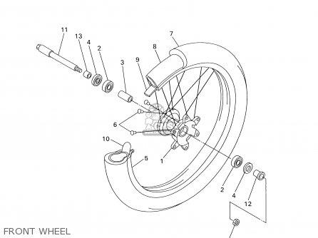Yz250 Engine Diagram Oil Diagram Wiring Diagram ~ Elsalvadorla