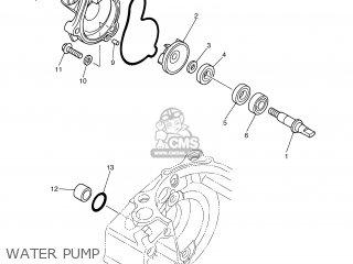 Yamaha YZ450F 2008 2S2D JAPAN 1G2S2-100E1 parts lists and