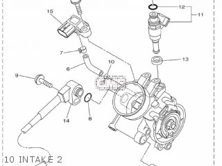 Yamaha YZ450F 2011 33D6 EUROPE 1K33D-100E1 parts lists and