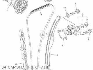 Yamaha YZ450F 2014 1SL2 EUROPE 1N1SL-100E1 parts lists and