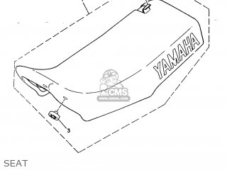 Yamaha YZ80 1986 1LR EUROPE 261LR-300E1 parts lists and