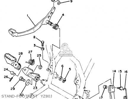 1983 Yamaha Xj 750 Wire Diagram