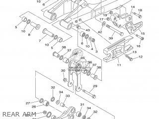 Yamaha YZ85 2007 5PAJ JAPAN 1F5PA-100E1 parts lists and