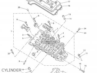 Yamaha YZF-R1 1998 4XV2 FINLAND 184XV-300E2 parts lists