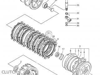 Yamaha Yzf-r1 1999 4xv7 Holland 194xv-300e4 parts list