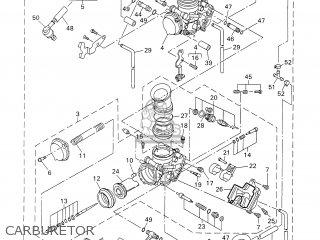 Yamaha YZF-R1 2000 5JJ1 ENGLAND 105JJ-300E2 parts lists